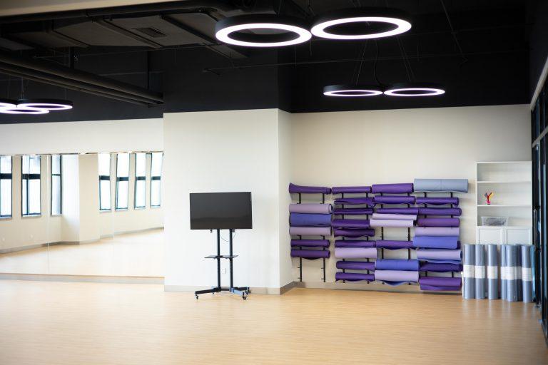 A座5楼瑜伽室
